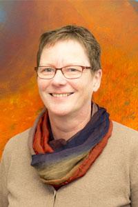 Ursula Priggen-de Riese vom FamilienServiceBüro